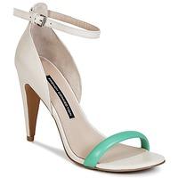 Topánky Ženy Sandále French Connection NANETTE Ružová / Zelená