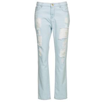 Oblečenie Ženy Rovné džínsy Cimarron BOY Modrá