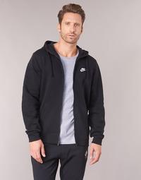 Oblečenie Muži Mikiny Nike HOODIE SPORT Čierna