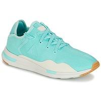 Topánky Ženy Nízke tenisky Le Coq Sportif SOLAS W SUMMER FLAVOR Modrá