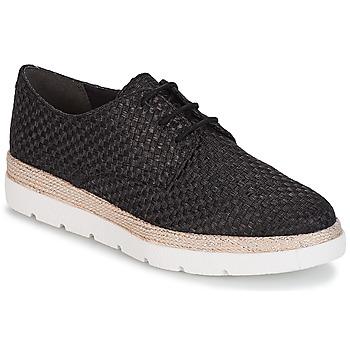 Topánky Ženy Derbie S.Oliver  Čierna