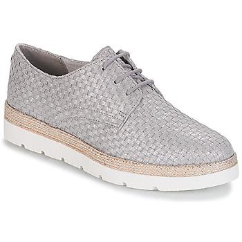 Topánky Ženy Derbie S.Oliver  Strieborná