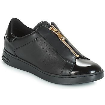 Topánky Ženy Nízke tenisky Geox D JAYSEN Čierna