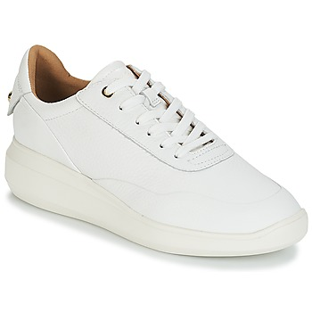 Topánky Ženy Nízke tenisky Geox D RUBIDIA Biela