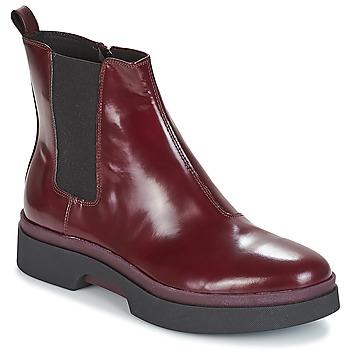 Topánky Ženy Polokozačky Geox D MYLUSE Bordová