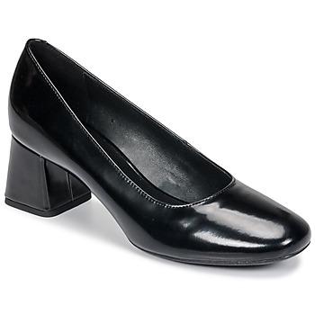 Topánky Ženy Lodičky Geox D SEYLISE MID Čierna