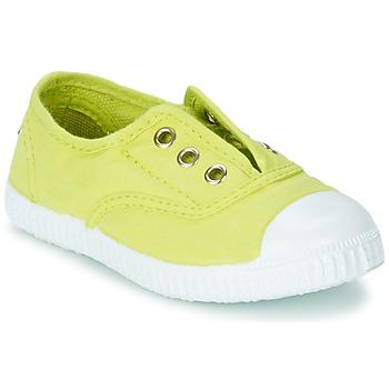 Topánky Dievčatá Nízke tenisky Chipie JOSEPE žltá