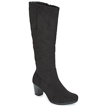 Topánky Ženy Čižmy do mesta Gabor NIRUYA Čierna