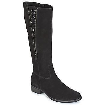 Topánky Ženy Čižmy do mesta Gabor PARTUS Čierna