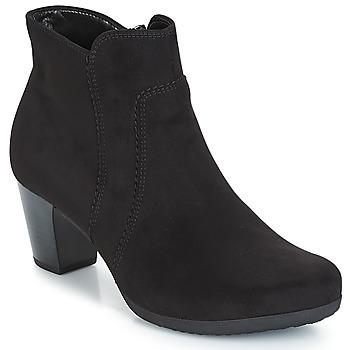 Topánky Ženy Čižmičky Gabor KENAT Čierna