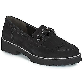Topánky Ženy Mokasíny Gabor TINGER Čierna