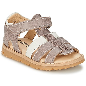 Topánky Chlapci Sandále GBB IGNAM šedá