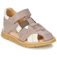 Topánky Chlapci Sandále GBB INCAS Hnedá