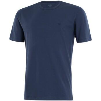 Oblečenie Muži Tričká s krátkym rukávom Impetus 7304E62 E97 Modrá