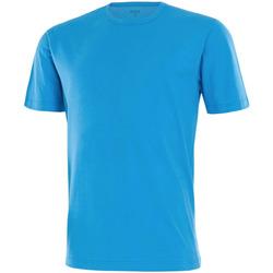Oblečenie Muži Tričká s krátkym rukávom Impetus 7304E62 C83 Modrá
