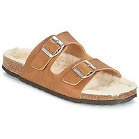 Topánky Ženy Šľapky Casual Attitude JODRI Ťavia hnedá
