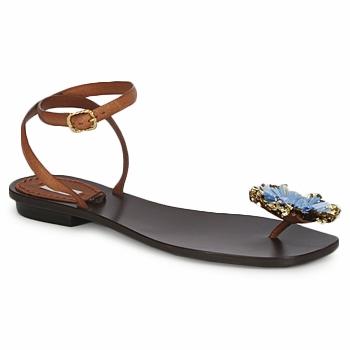 Topánky Ženy Sandále Marc Jacobs MJ16131 Hnedá / Modrá