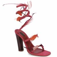 Topánky Ženy Sandále Marc Jacobs MJ16385 Ružová