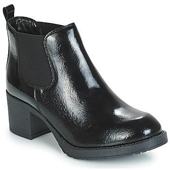 Topánky Ženy Čižmičky André TERRIBLE 3 Čierna
