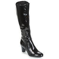 Topánky Ženy Čižmy do mesta André GANTELET 3 Čierna