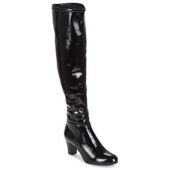 Topánky Ženy Čižmy do mesta André PRISCA 2 Čierna