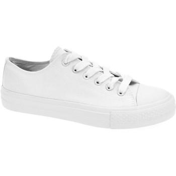 Topánky Ženy Nízke tenisky Comer Dámske biele tenisky REINA biela