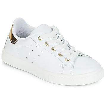 Topánky Dievčatá Nízke tenisky André TAMARA Biela