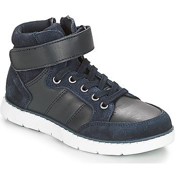 Topánky Chlapci Členkové tenisky André TOM Námornícka modrá
