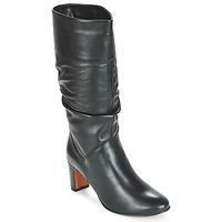 Topánky Ženy Čižmy do mesta André SARA Čierna