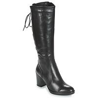 Topánky Ženy Čižmy do mesta André OPALE Čierna