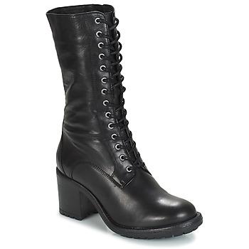 Topánky Ženy Čižmy do mesta André DARK Čierna