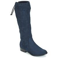 Topánky Ženy Čižmy do mesta André ANAIS Námornícka modrá