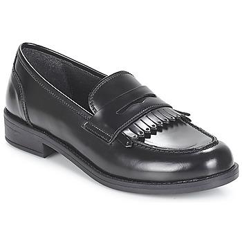 Topánky Ženy Mokasíny André MAEVA Čierna