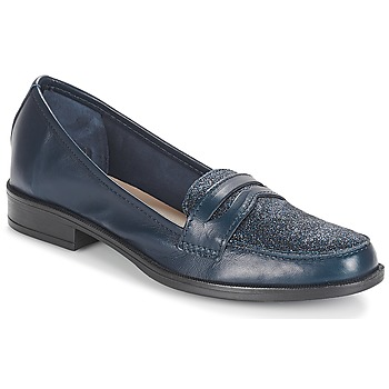 Topánky Ženy Mokasíny André LONG ISLAND Námornícka modrá