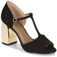 Topánky Ženy Sandále André ELEONORE Čierna