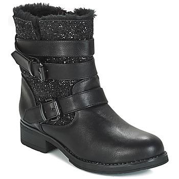 Topánky Ženy Polokozačky André BRIGITTE Čierna