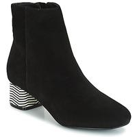 Topánky Ženy Čižmičky André EUFORIA Čierna