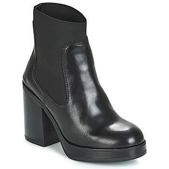 Topánky Ženy Čižmičky André JESSICA Čierna