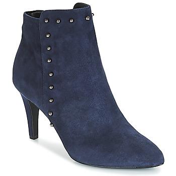 Topánky Ženy Čižmičky André TEA Námornícka modrá