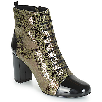 Topánky Ženy Čižmičky André CONGA Kaki