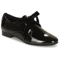 Topánky Ženy Derbie André CRAQUANT Čierna
