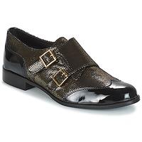 Topánky Ženy Derbie André SATURNE Zlatá