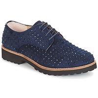 Topánky Ženy Derbie André CLAVA Modrá