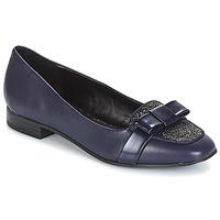 Topánky Ženy Mokasíny André ANNALISA Modrá