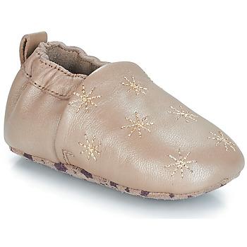 Topánky Dievčatá Detské papuče André STRELLA Béžová