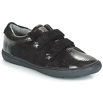 Topánky Dievčatá Nízke tenisky André HALEY Čierna