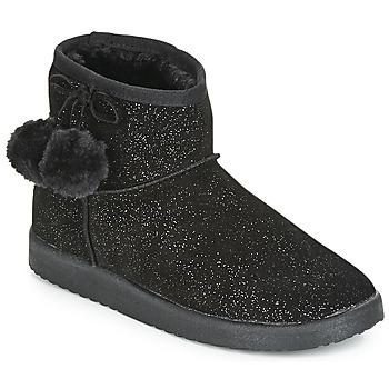 Topánky Ženy Polokozačky André TOUCHOU Čierna