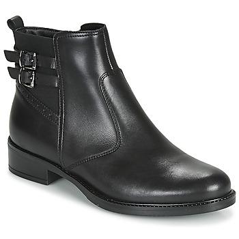 Topánky Ženy Polokozačky André CARLIN Čierna