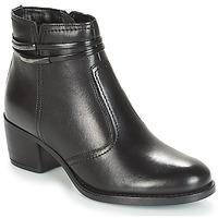 Topánky Ženy Polokozačky André CALOTINE Čierna