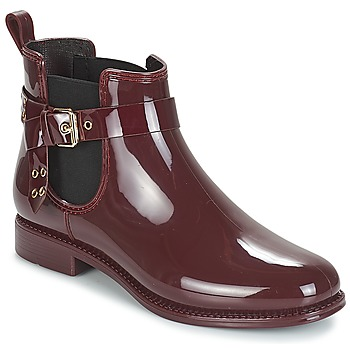 Topánky Ženy Čižmy do dažďa André THAMES Bordová